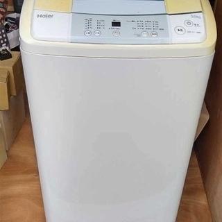 洗濯機 ハイアール Haier 全自動 JW-K50K 5kg ...