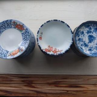 小皿三種類計30枚