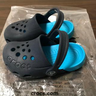 crocs サンダル 15㎝