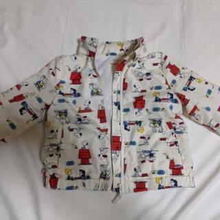 スヌーピー 子供服 アウター 80サイズ