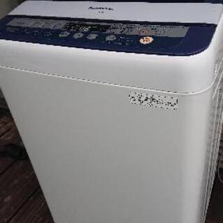 パナソニック洗濯機7㎏