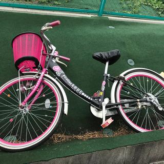 女の子用、自転車🚲