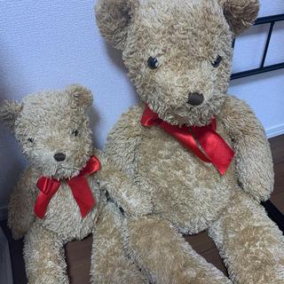 【受取者決定】取引中 くま ぬいぐるみ 人形 クマ