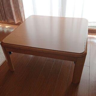 ニトリこたつテーブル