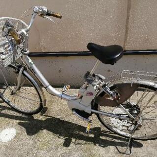 National 【Panasonic】電動アシスト自転車 26...