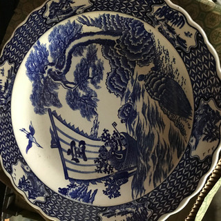 食器11 絵皿