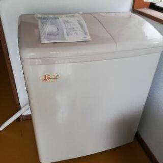 洗濯機二槽式 日立製