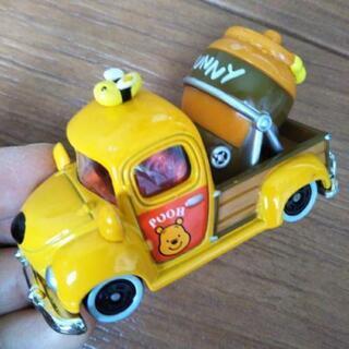 ディズニーランドプーさん車