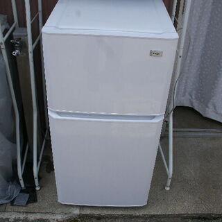 106L2ドア冷蔵庫 中古