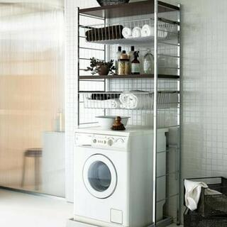 洗濯機ラック(新品未使用品です)ランドリーラック