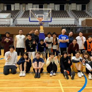 バスケサークル活動再開!初心者大歓迎
