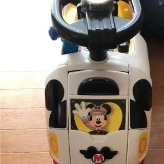 ミッキーマウス乗り物
