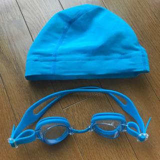 子供用水泳帽・ゴーグル
