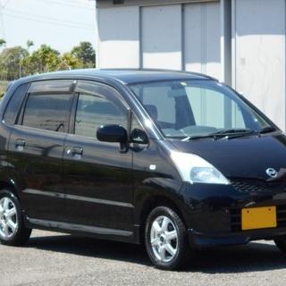 日産 モコ Q 車検令和3年3月まで!