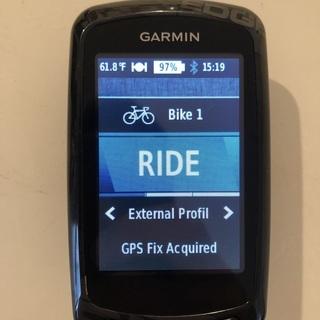 良好な状態Garmin Edge 810サイクリングコンピューター