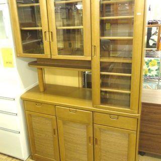 表示価格の半額にて販売中! 起立木工  両面キッチンカウンター ...