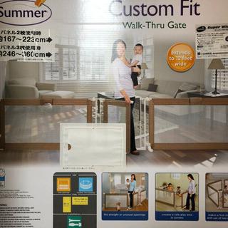 日本育児 スーパーワイドゲイト&どこでもポールセット