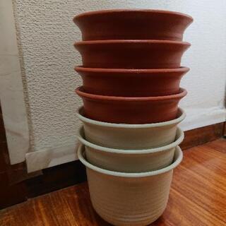 園芸用品 植木鉢 プラスチックタイプ