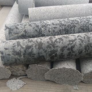 石材のコア抜き