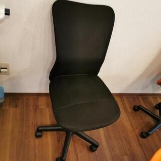 椅子 チェア ビジネスチェア 黒メッシュ