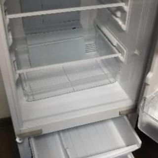 美品◎SHARP■冷蔵庫プラズマクラスター☆137L