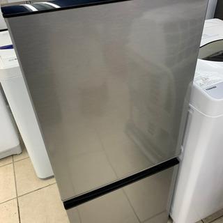 AQUA アクア AQR-J13H 126L 冷蔵庫 2018年製