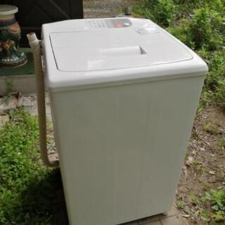 全自動洗濯機 無料