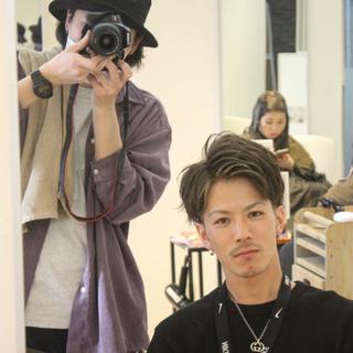 メンズカット💈 4730円→→3300円‼️