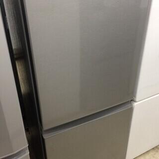 J301 4か月保証! AQUA アクア ノンフロン冷凍冷蔵庫 ...