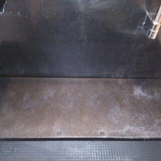 旭川の風呂掃除 黒い壁や黒いカウンターの白い汚れもキレイになる!