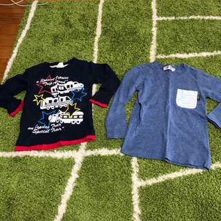 子供服 100サイズ 1枚100円 長袖Tシャツ