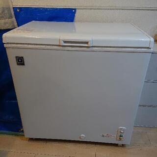 レマコム180L冷蔵、チルド、冷凍庫