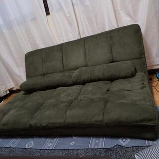 ソファーベッド値下げしました!