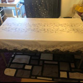 【最終値下げ】ダイニングテーブル椅子セット