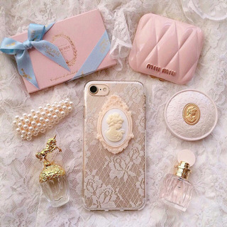 Candy Meow   Cameo clear iPhone ...