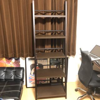 ニトリ 飾り棚 PCデスク インテリア 5段棚 使い方色々