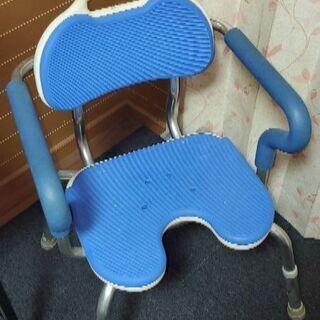 決まりました 介護用 お風呂場 椅子 中古