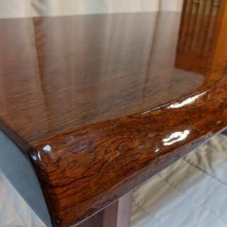 天板1枚物和風テーブル  − 栃木県