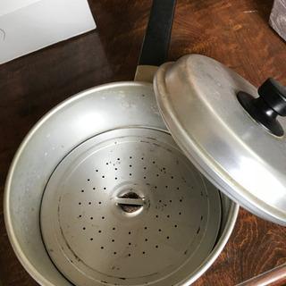 片手蒸し鍋