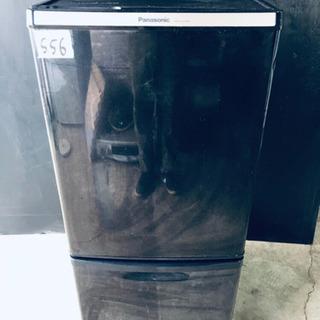 556番 Panasonic✨ノンフロン冷凍冷蔵庫✨NR-B14...