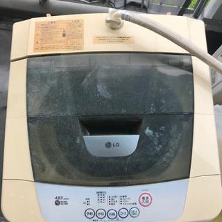 LG    全自動洗濯機