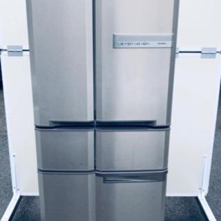 560番 三菱✨ノンフロン冷凍冷蔵庫✨MR-G42N-T1‼️