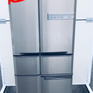 AC-560A⭐️三菱ノンフロン冷凍冷蔵庫⭐️