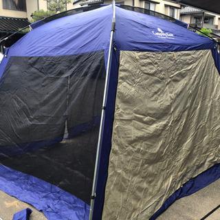 キャンプ用スクリーンテント