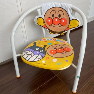 アンパンマン 豆椅子