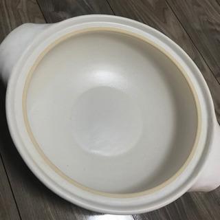 土鍋 無印 無印良品 新品未使用