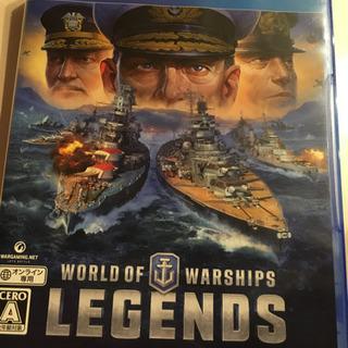 「World of Warships: Legends」 Wa...
