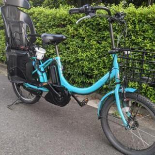 YAMAHA PAS Babby 電動アシスト自転車