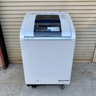 #KS26 日立タテ型洗濯乾燥機 美品 BW-D9PV