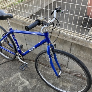 格安 GIOS ジオス SOLA 700C クロスバイク アルミ...